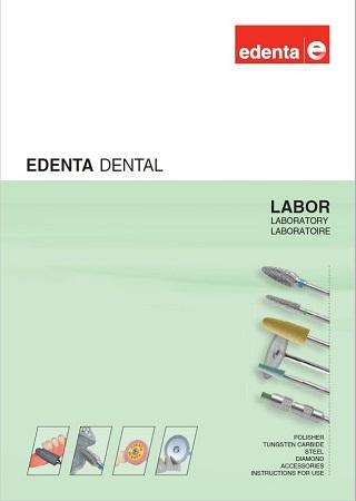 Edenta Lab Catalogue