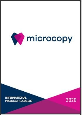 Microcopy Bur Catalogue 2020