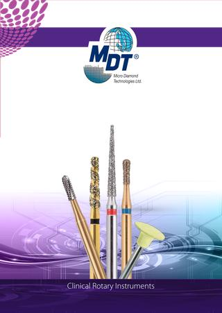 MDT Bur Catalogue