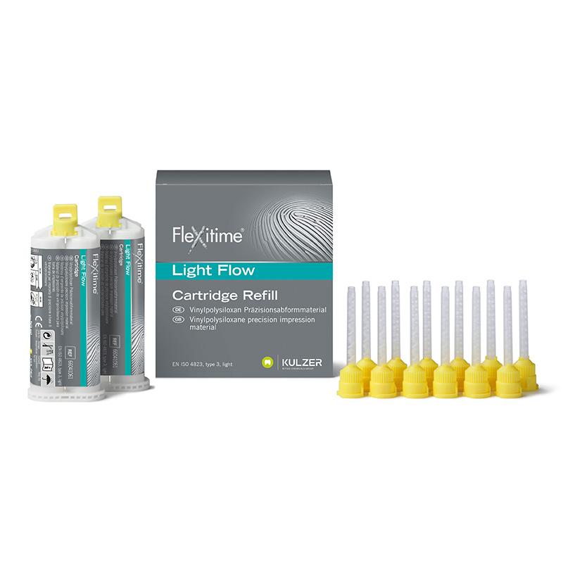 Kulzer Flexitime Light Flow 1 X 2 X 50ml