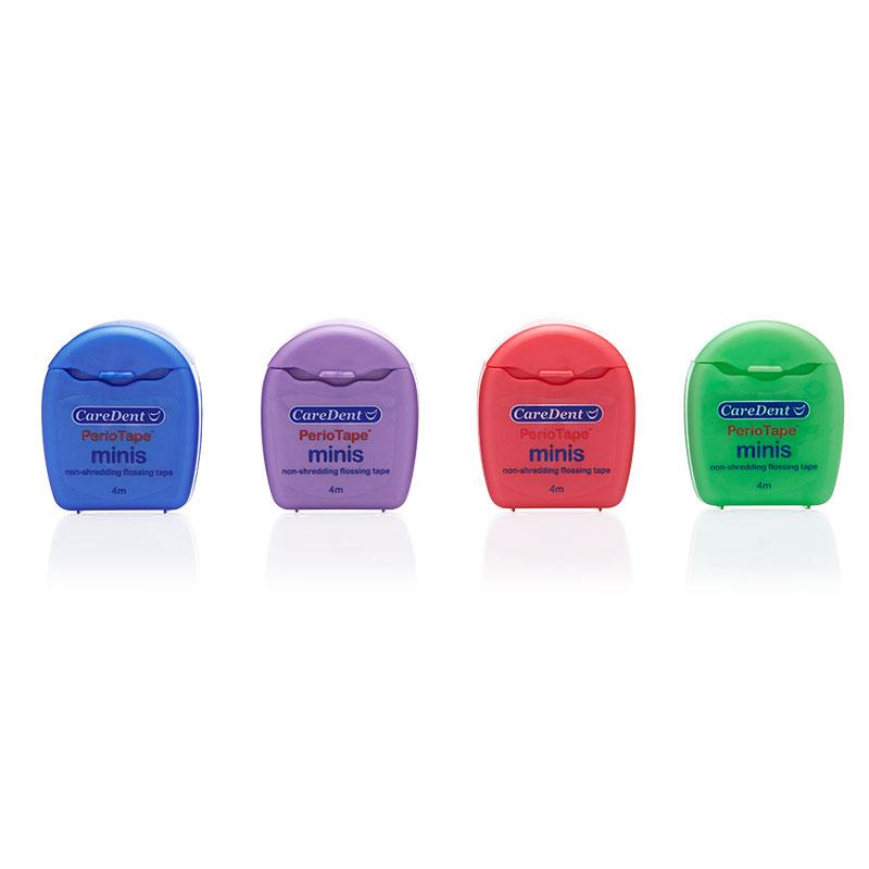 CareDent PerioTape Mini Trial Pack 4m