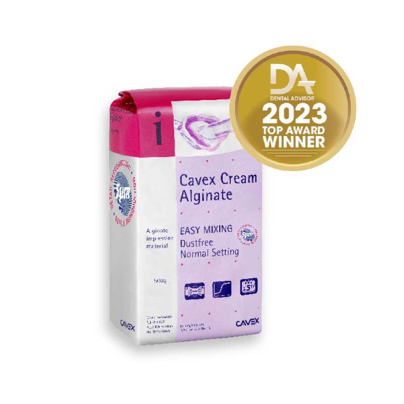 Cavex Cream Alginate Regular Set 500g