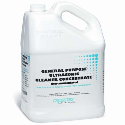 Crosstex General Purpose Ultrasonic Cleaner 3.8L