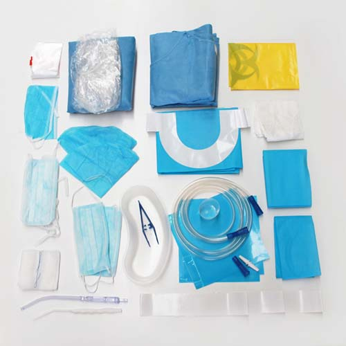 MDDI Complete Oral Surgical Implant Kit Sterile 74