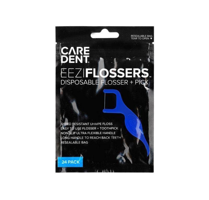 CareDent EeziFlossers UHMPE 24