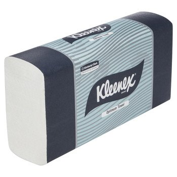 Kleenex Optimum Hand Towel 30.5x24cm PK120 4456