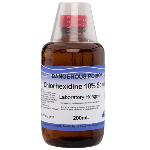Dentalife Endosure Chlorhexidine 10% 200ml