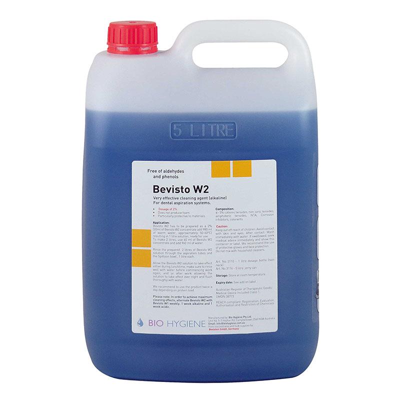 Bio Hygiene Bevisto W2 Alkaline 2%