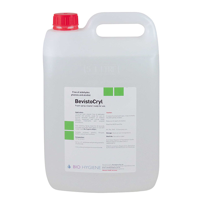 Bio Hygiene BevistoCryl Hospital Grade Disinfectant - Hard Surface