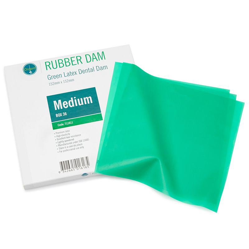 Ongard Rubber Dam Mint