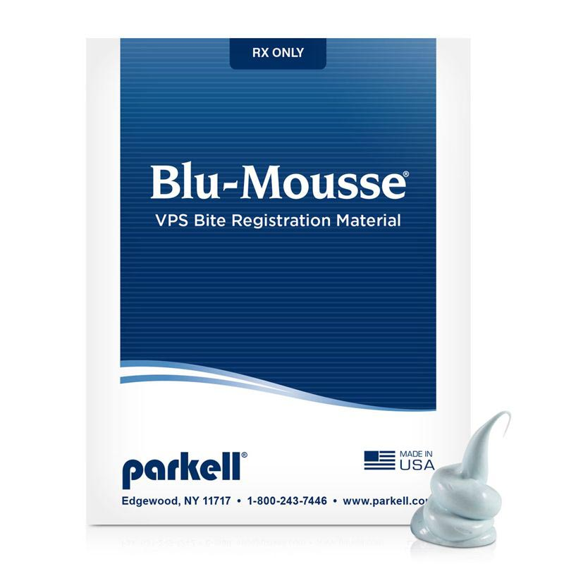 Parkell Blu-Mousse Bite Registration