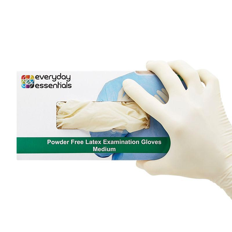 Everyday Essentials Latex Gloves
