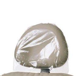 Everyday Essentials Eco Headrest Cover Plastic