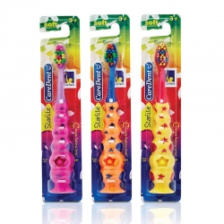 CareDent Starlite Kids Toothbrush - Click for more info