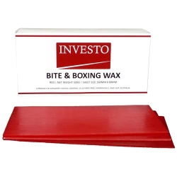 Investo Bite & Box Wax Soft 500g