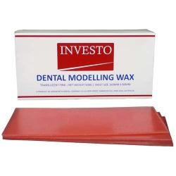 Investo Modelling Wax Pink 500g