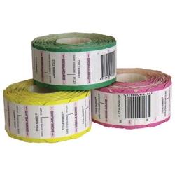 Getinge Meditrax Suretrax Process Indicator Labels Blue