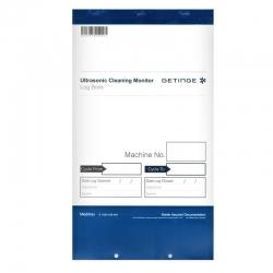 Getinge MEDITRAX Ultrasonic Log Book