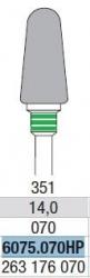 Edenta TC Lab Cutter Domed Coarse 500.104.263.176.070
