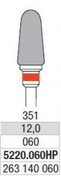 Edenta TC Lab Cutter Domed Fine 500.104.263.140.060