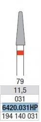 Edenta TC Lab Cutter Domed Fine 500.104.194.140.031