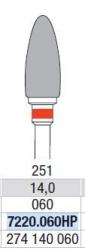 Edenta TC Lab Cutter Domed Fine 500.104.274.140.060