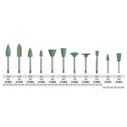 Edenta Alphaflex Green Flat Disc RA 0138 658-204-303-503-100