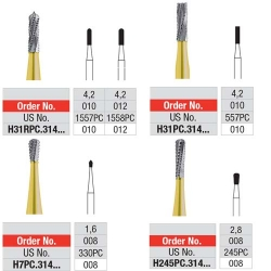 Edenta TC PowerCut H31RPC 500.314.137.008.010