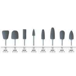 Edenta Exa Technique Grey Oval 0662 HP 658-104-201-534-150