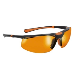 Ongard ICU Protect Eyewear Sports Wrap Amber 513-1 - Click for more info