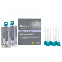 Kulzer Flexitime Heavy Tray 2 X 50ml - Click for more info