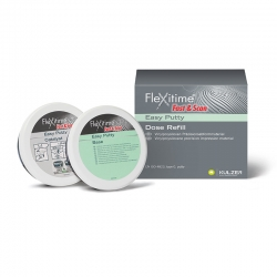 Kulzer Flexitime Fast&Scan Easy Putty 1x600ml