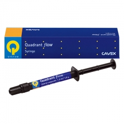 Cavex Quadrant Flowable Composite Syringe A3