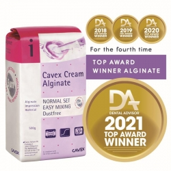 Cavex Cream Alginate Fast Set 500g - Click for more info