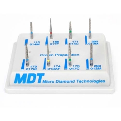 MDT Dia Crown Prep Kit - Click for more info