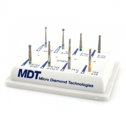MDT Dia Endo Bur Kit - Click for more info