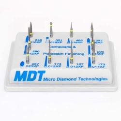 MDT Dia Composite/Porcelain Finishing Kit