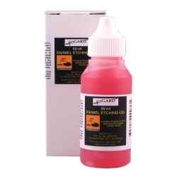 Ongard Acid Etch Gel Red Bottle 50ml