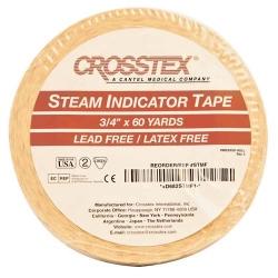 Crosstex Sterilisation Indicator Tape 2.5cm