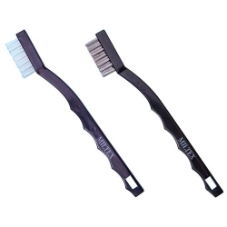 Integra Instrument Cleaning Brush Autoclavable Stainless Steel Bristles