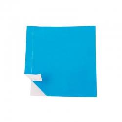 MDDI Blue Adhesive Film 20cm x 20cm x 3 Sterile (Box of 50)