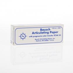 Bausch Articulating Paper Booklets Blue 200u BK 05