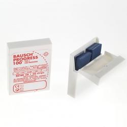 Bausch Articulating Paper Economy Box Red 100u BK 58