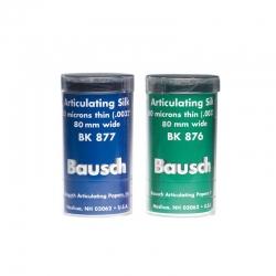 Bausch Articulating Silk 80 mm wide Green 80u BK 876