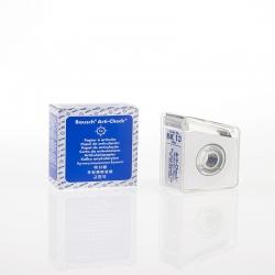 Bausch Articulating Paper/rolls 16 mm wide w/Dispenser Blue 40u BK 13