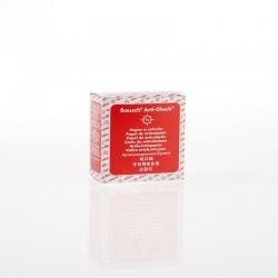 Bausch Articulating Paper/rolls 16 mm wide w/Dispenser Red 40u BK 14