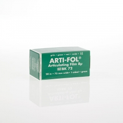 Bausch Arti-Fol Plastic in cardboard-box 1/S 75 mm Green 8u BK72