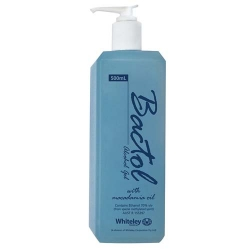 Whiteley Bactol Alcohol Gel 500ml - Click for more info