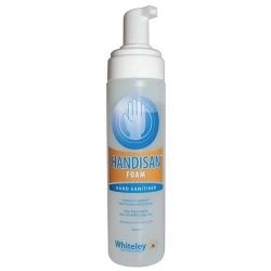 Whiteley Handisan Sanitising Foam 200ml