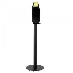 Kleenex Black Electronic Cassette Dispenser Floor Stand